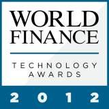 2012 World Finance Technology Award